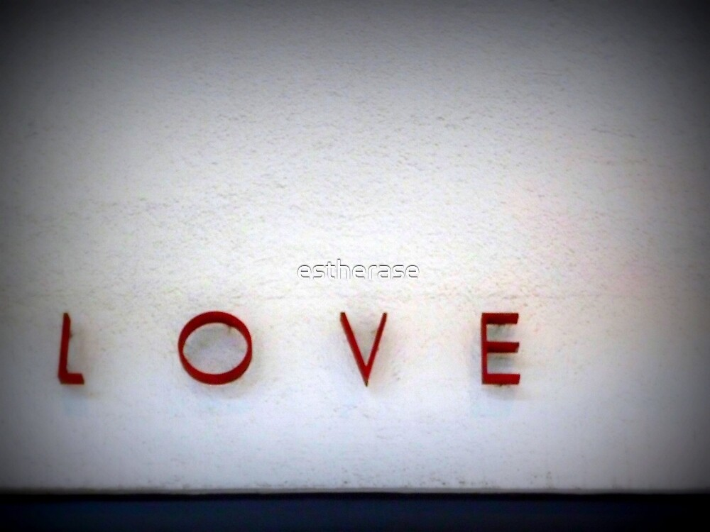 love by estherase