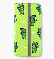 cat pidge: voltron gird iPhone Wallet/Case/Skin