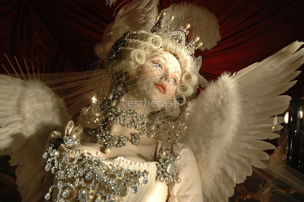 angel by estherase