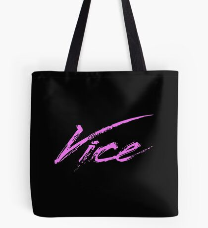 Vice - 80 Bolsa de tela