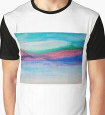 Cairngorn Landscape Graphic T-Shirt