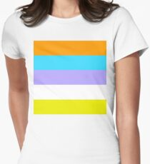 Perfect Illusion Women's Fitted T-Shirt