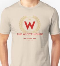 The Whyte House (aged look) T-Shirt