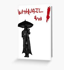 Withnail & I Greeting Card