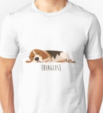 Beagles Unisex T-Shirt