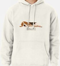 Sudadera con capucha Beagles