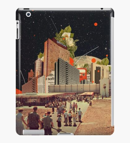 Software Road iPad Case/Skin
