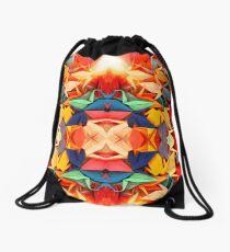 Senbazuru | Rainbow Drawstring Bag
