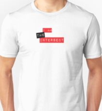 """I am the Intersect""  T-Shirt"