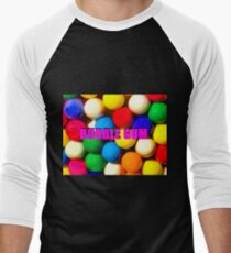 Bubble Gum with text T-Shirt