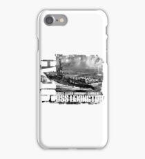 Aircraft carrier Lexington iPhone Case/Skin