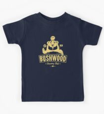 Bushwood (Light) Kids Tee