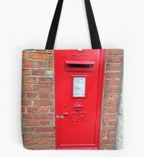London Mail Tote Bag