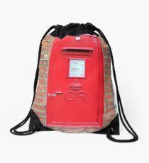 London Mail Drawstring Bag