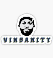 Vinsanity Sticker