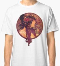 Mucha - Donna Orechini Classic T-Shirt