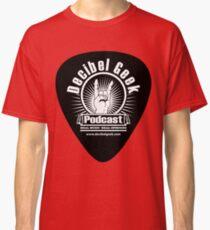 Decibel Geek Guitar Pick! Classic T-Shirt