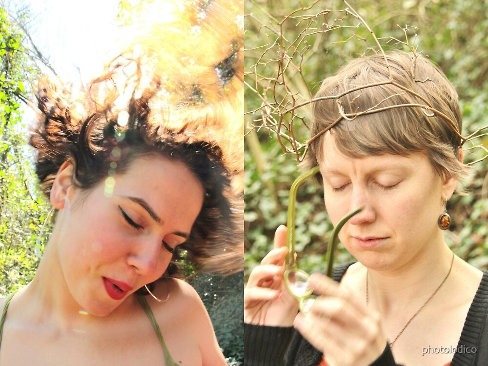 Amy and Linnea by photolodico