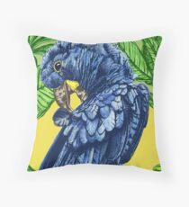 O Jacinto e Auriverde Throw Pillow