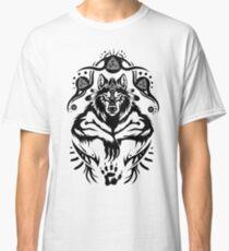 Shamanic Werewolf Classic T-Shirt