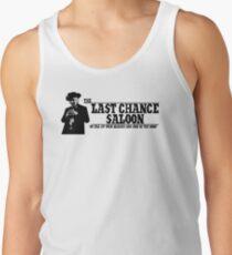 The Last Chance Saloon Tank Top