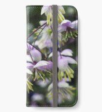 Thalictrum iPhone Wallet/Case/Skin