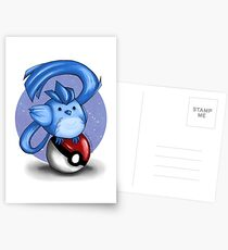 Chubby Articuno Postcards