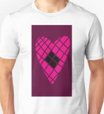 Heart sketch Unisex T-Shirt