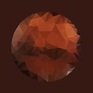The Red Planet - A Faceted View of the Planet Mars by Stylographer