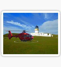 Fair Isle North Lighthouse Sticker