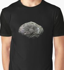 Hyperion, seventh moon of Saturn Graphic T-Shirt