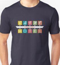 Retro Motel Sign T-Shirt
