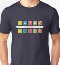 Retro Motel Sign T-Shirt