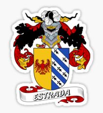 Estrada Sticker