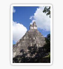 82016 mayans Sticker