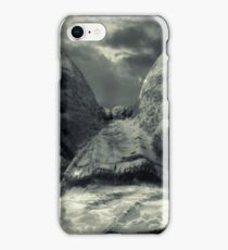 Separating Heaven And Earth iPhone Case/Skin