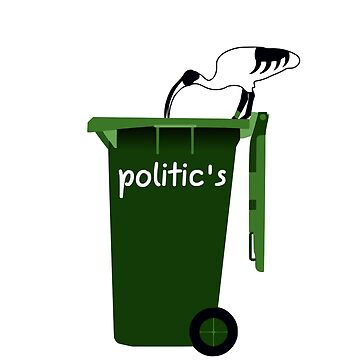 australian bin chicken - politic's edition by bonestore