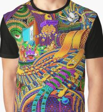 The Conductor of Consciousness Graphic T-Shirt