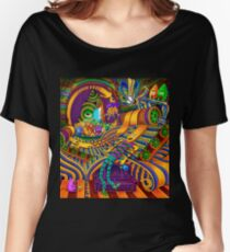 The Conductor of Consciousness Women's Relaxed Fit T-Shirt