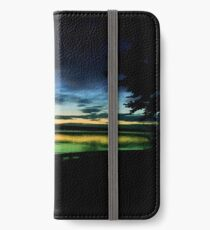 Aidenried sunset iPhone Wallet/Case/Skin