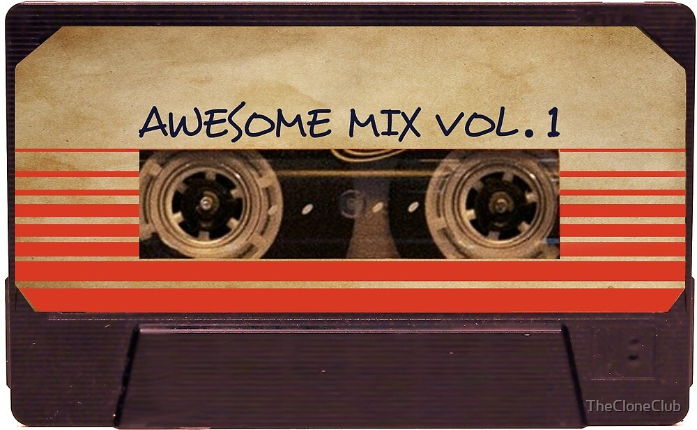 """""""Awesome Mix Vol. 1"""" by TheCloneClub 