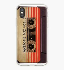 Awesome Mix Vol. 1 iPhone Case