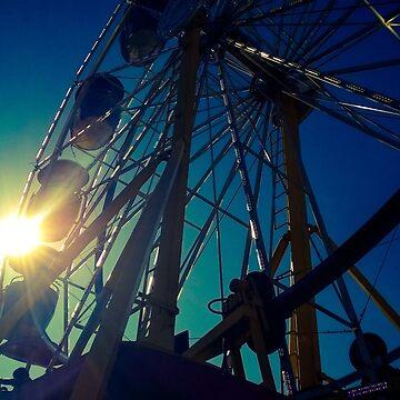 Big Wheel Keep A Turnin' by MrsScoops
