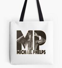 Michael Phelps Logo Tote Bag