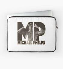 Michael Phelps Logo Laptoptasche