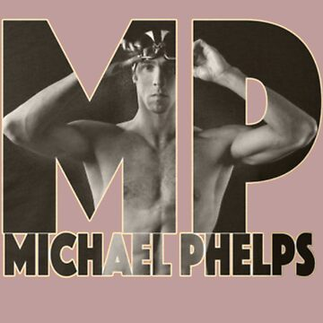 Michael Phelps Logo by maumauuu