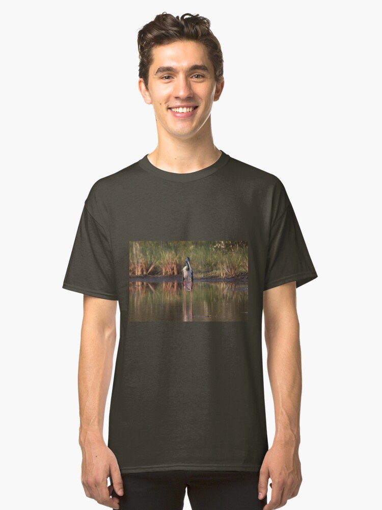 On Stilts Classic T-Shirt Front