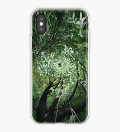 Circular Fantasy iPhone Case