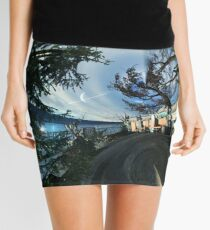 AIDEN ist EDEN -AIDEN EBEN 2015 Mini Skirt