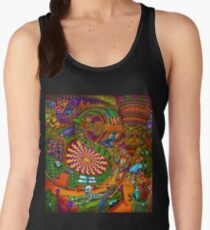 Carnival of the Abyss Women's Tank Top